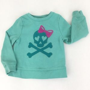 Circo Skull & Crossbones Sweater